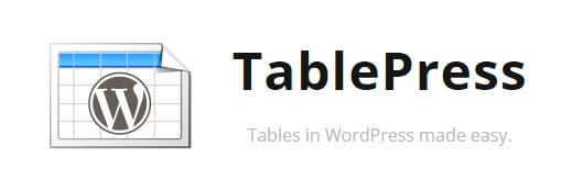 tablepress-support